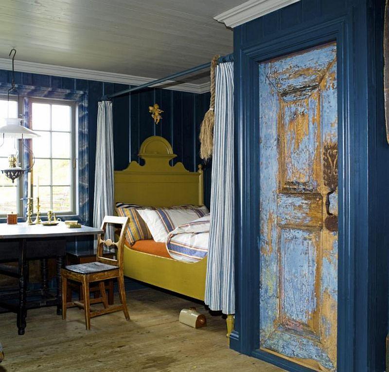 adelaparvu.com despre casa de munte norvegiana, design interior Else Rønnevig, Foto Espen Grønli (1)