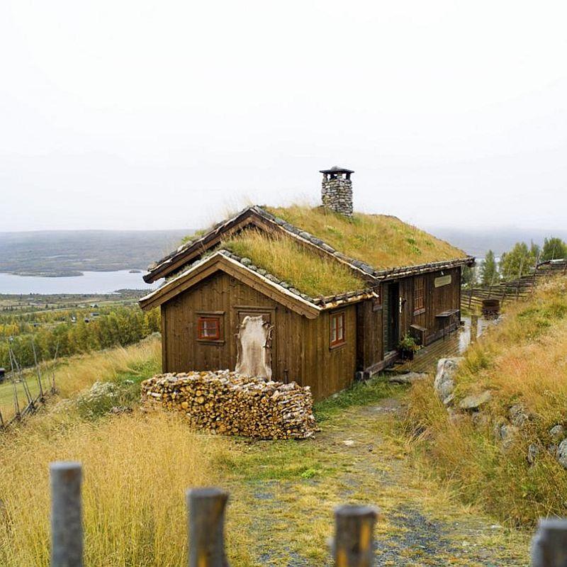 adelaparvu.com despre casa de munte norvegiana, design interior Else Rønnevig, Foto Espen Grønli (10)