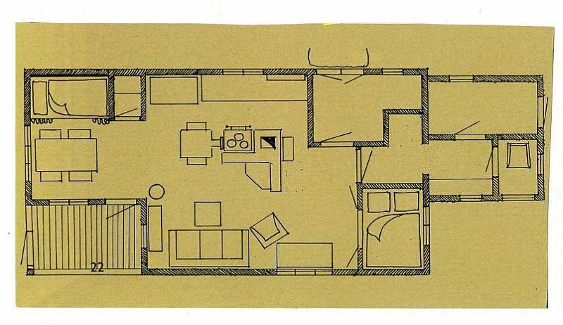 adelaparvu.com despre casa de munte norvegiana, design interior Else Rønnevig, Foto Espen Grønli (11)