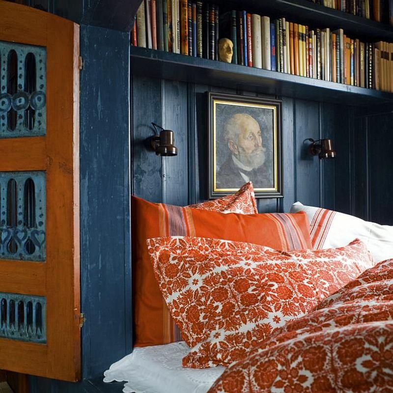 adelaparvu.com despre casa de munte norvegiana, design interior Else Rønnevig, Foto Espen Grønli (5)