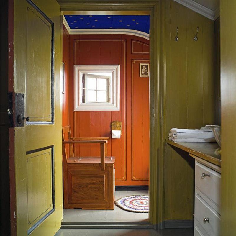 adelaparvu.com despre casa de munte norvegiana, design interior Else Rønnevig, Foto Espen Grønli (6)