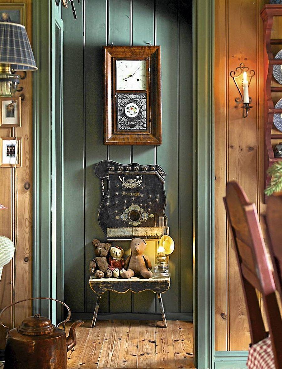 adelaparvu.com despre casa de vacanta din lemn, casa rustica Norvegia, Foto Frode Larsen (1)