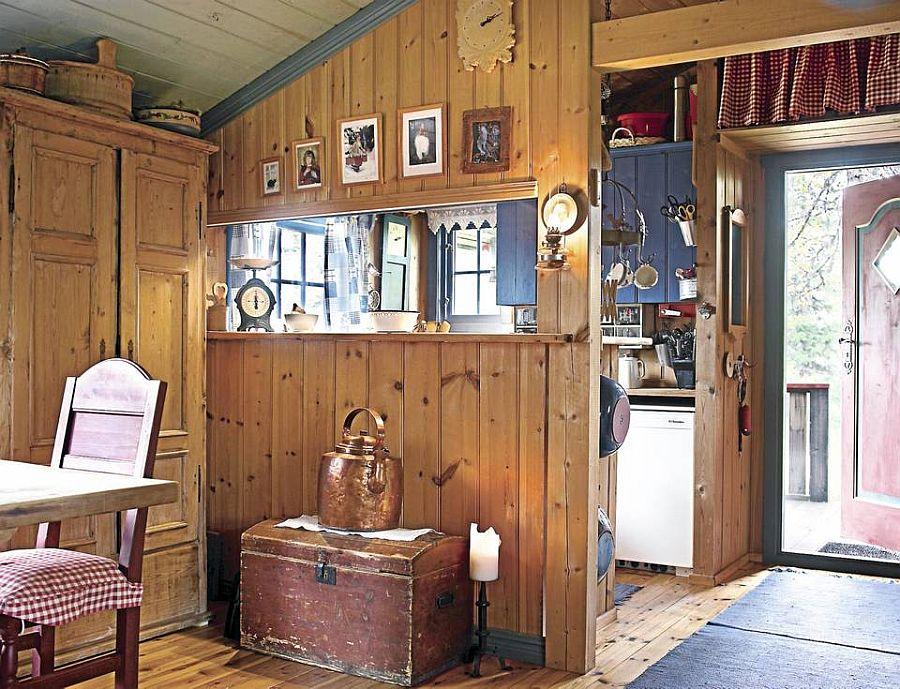 adelaparvu.com despre casa de vacanta din lemn, casa rustica Norvegia, Foto Frode Larsen (3)