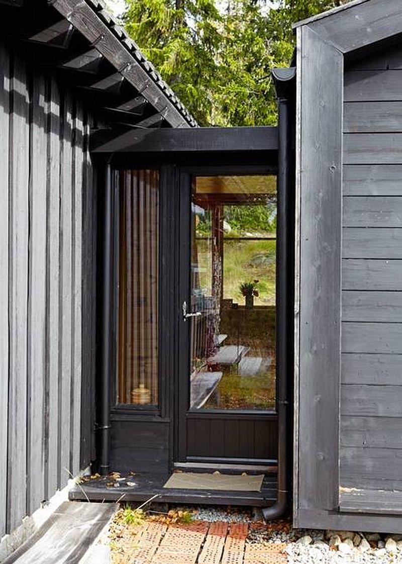 adelaparvu.com despre casa din lemn extinsa, arhitect Per Martin Landfald, Foto Sveinung Braathen (11)