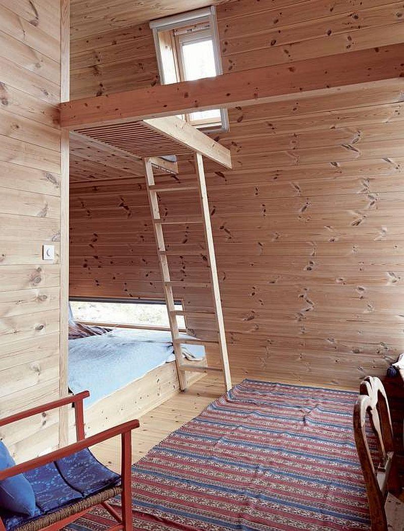 adelaparvu.com despre casa din lemn extinsa, arhitect Per Martin Landfald, Foto Sveinung Braathen (4)