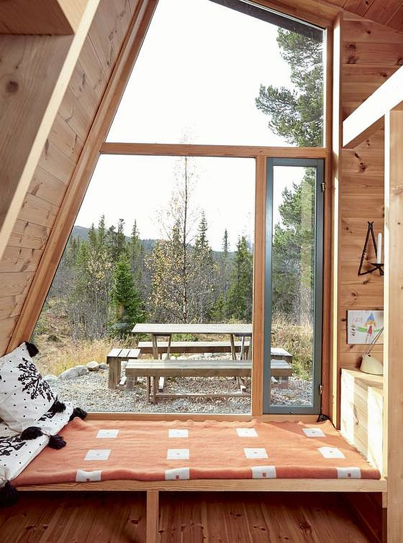adelaparvu.com despre casa din lemn extinsa, arhitect Per Martin Landfald, Foto Sveinung Braathen (7)