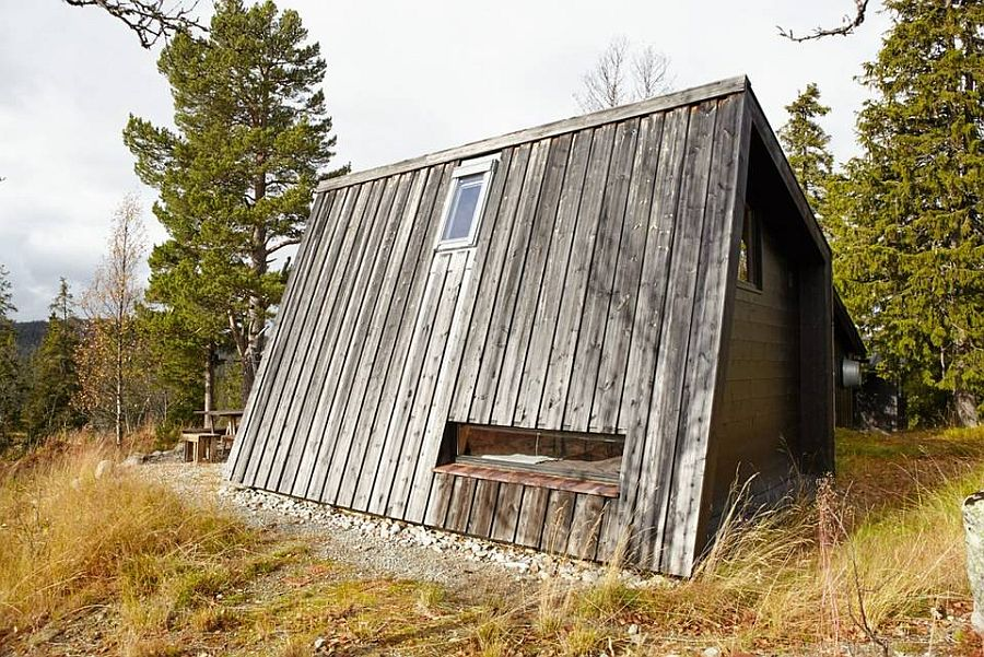adelaparvu.com despre casa din lemn extinsa, arhitect Per Martin Landfald, Foto Sveinung Braathen (9)