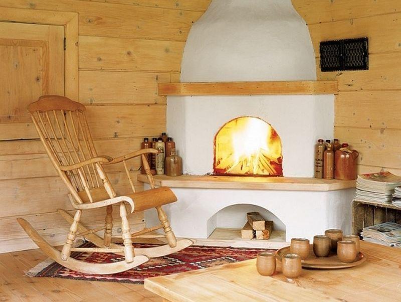 adelaparvu.com despre casa din lemn, interior rustic, casa Belgia (10)