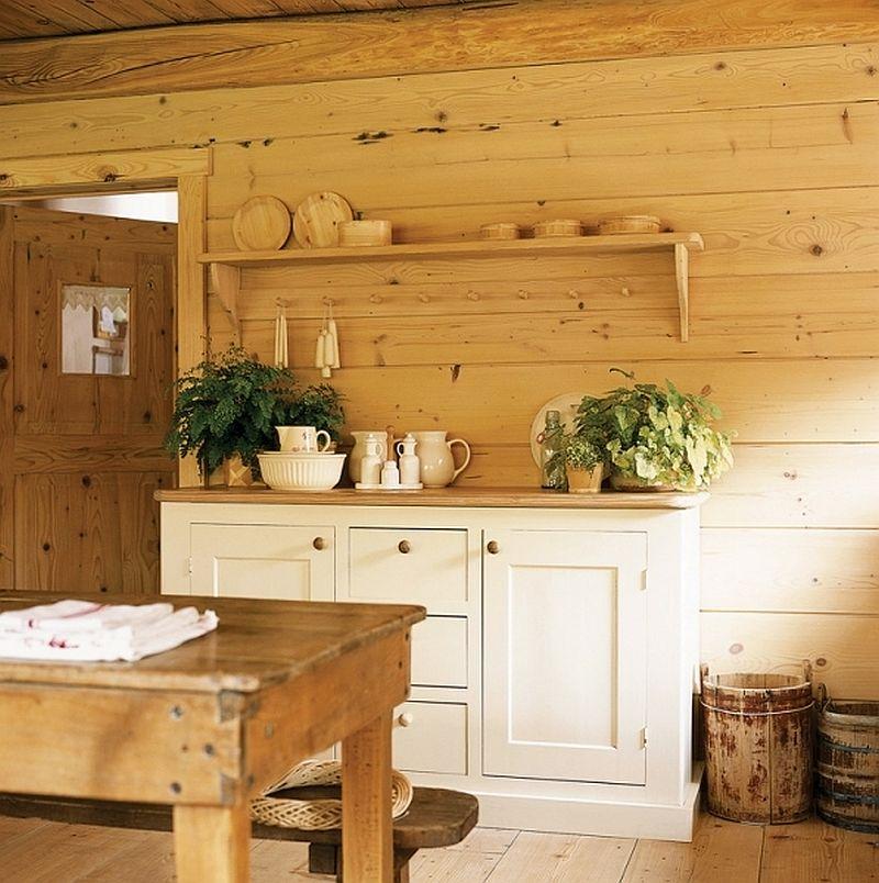 adelaparvu.com despre casa din lemn, interior rustic, casa Belgia (14)