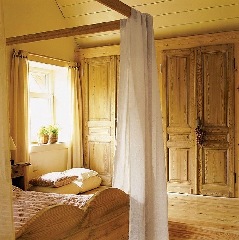 adelaparvu.com despre casa din lemn, interior rustic, casa Belgia (15)