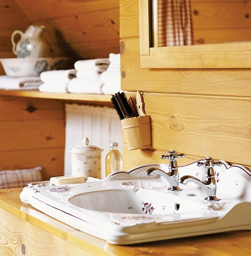adelaparvu.com despre casa din lemn, interior rustic, casa Belgia (19)