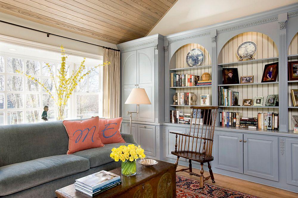 adelaparvu.com despre casa rustica in culori pastel, designer Karen Tager (1)