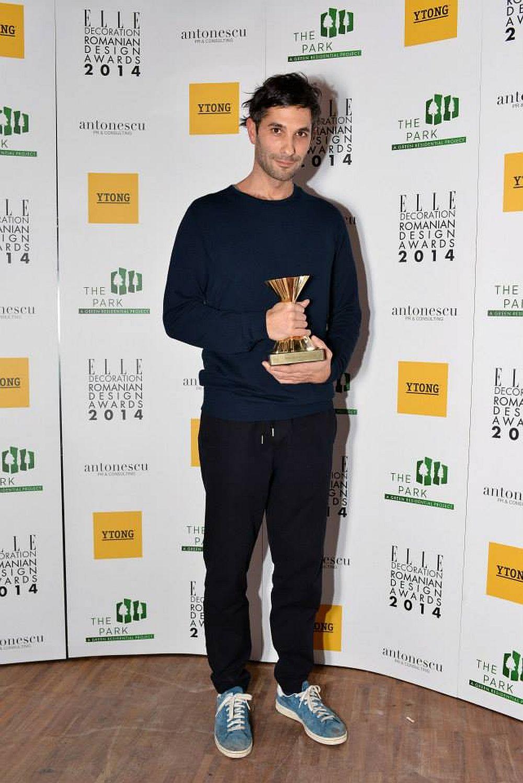 adelaparvu.com despre cel mai bun designer de interior din Romania Corvin Cristian, Elle Decoration Awards 2014 (8)