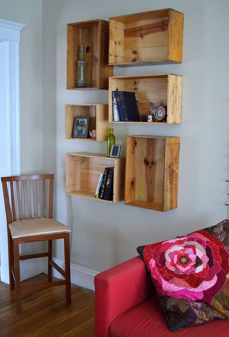 adelaparvu.com despre cutii din lemn pentru decorul peretilor (12)