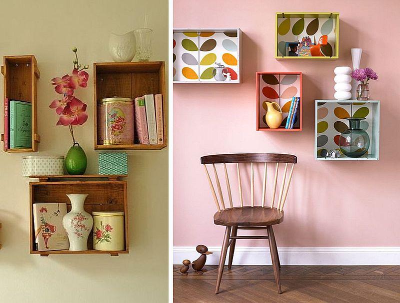 adelaparvu.com despre cutii din lemn pentru decorul peretilor (20)