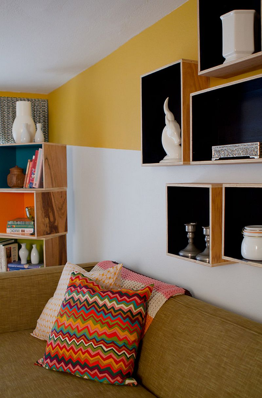 adelaparvu.com despre cutii din lemn pentru decorul peretilor (3)