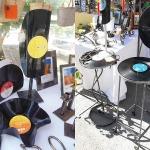 adelaparvu.com despre lampi si mobilier cu discuri din vinil, artizan Ciprian Bilis, Tuforjacom (13)