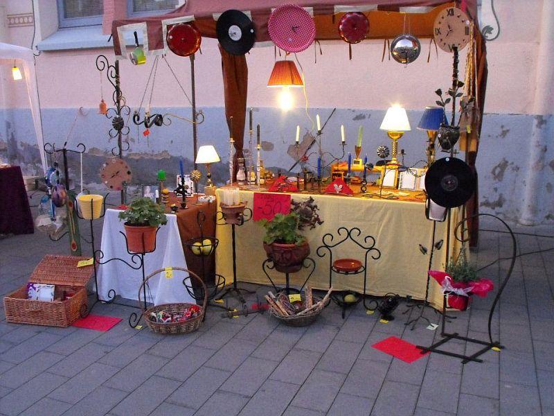 adelaparvu.com despre lampi si mobilier cu discuri din vinil, artizan Ciprian Bilis, Tuforjacom (4)