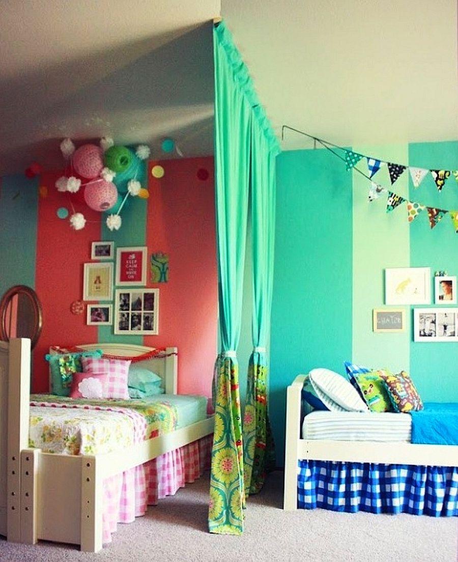adelaparvu.com despre o singura camera pentru o fata si un baiat, Foto 1