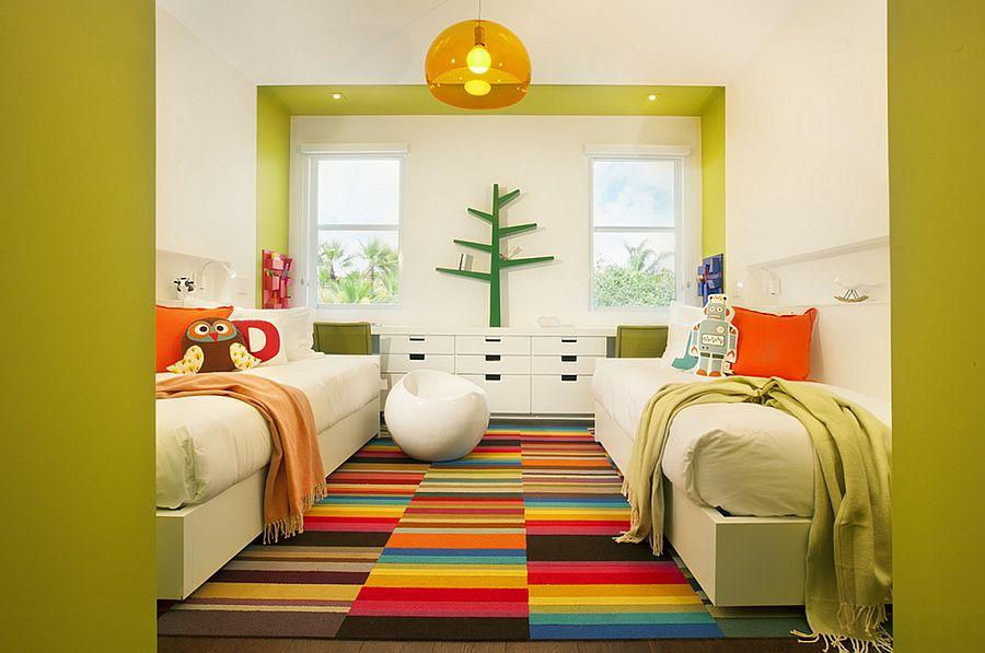 Cameră Pentru Doi Copii Fată și Băiat Adela P 226 Rvu