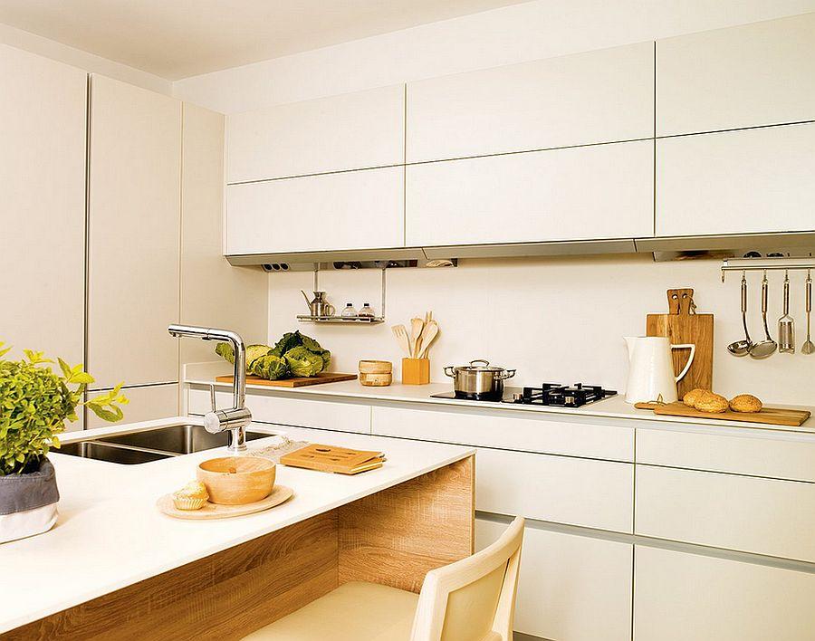 adelaparvu.com despre renovare apartament in cladire veche, casa Barcelona, designer Meritxell Ribe (10)