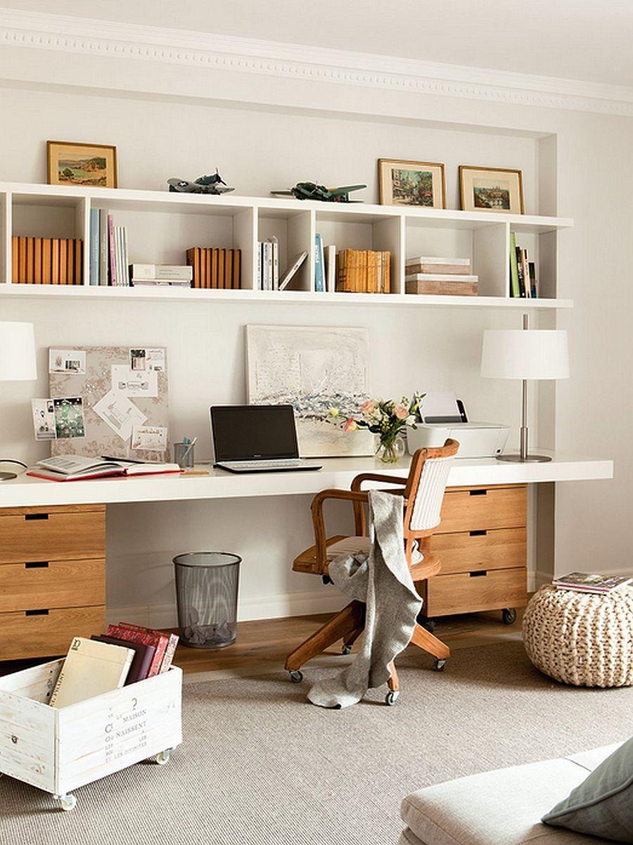 adelaparvu.com despre renovare apartament in cladire veche, casa Barcelona, designer Meritxell Ribe (14)