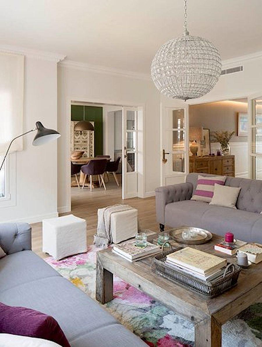 adelaparvu.com despre renovare apartament in cladire veche, casa Barcelona, designer Meritxell Ribe (15)