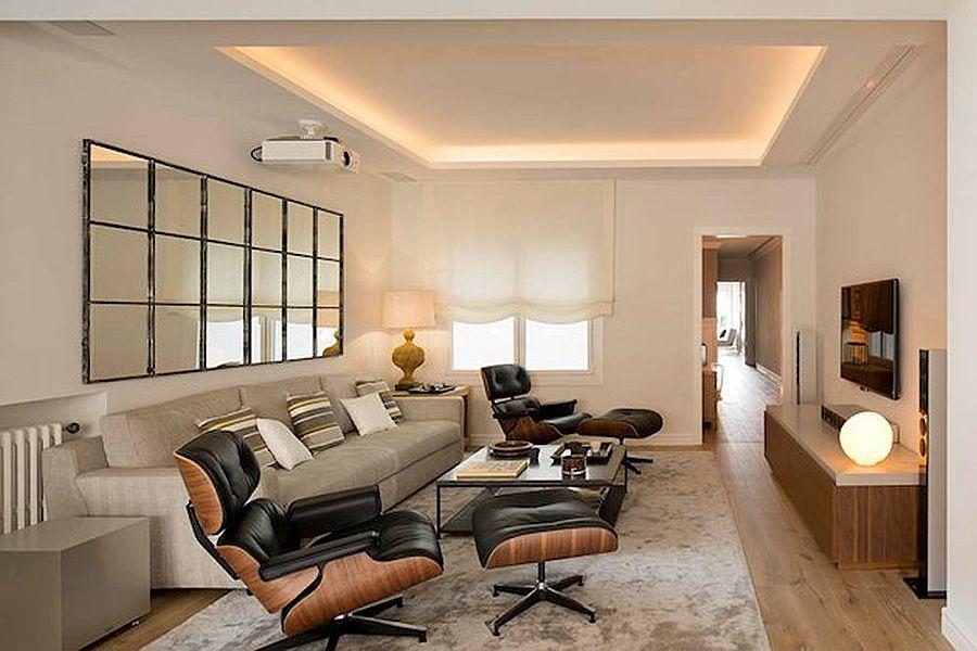 adelaparvu.com despre renovare apartament in cladire veche, casa Barcelona, designer Meritxell Ribe (19)