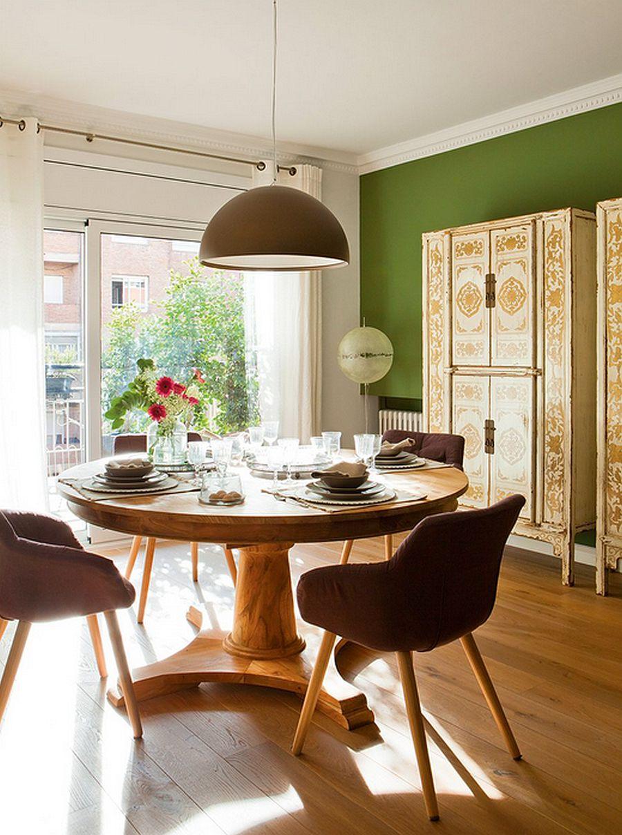 adelaparvu.com despre renovare apartament in cladire veche, casa Barcelona, designer Meritxell Ribe (8)
