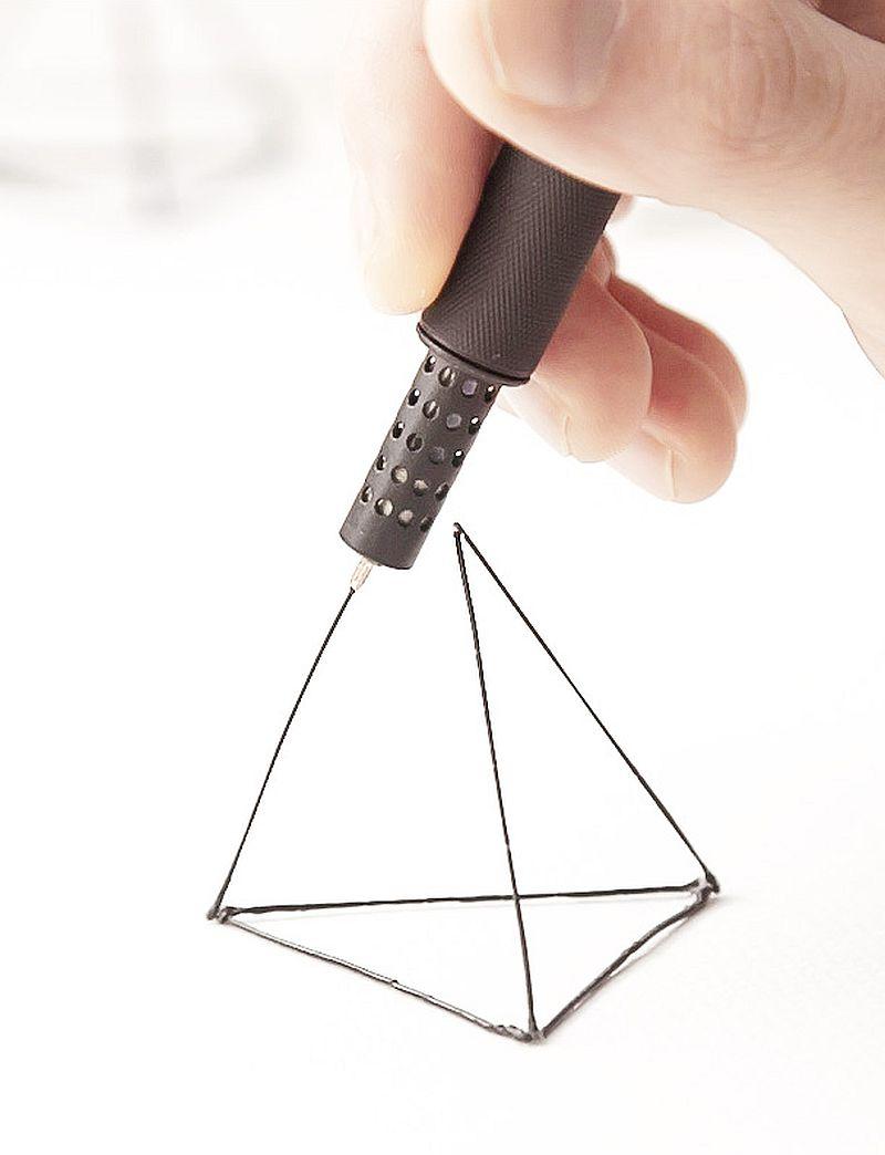 adelaparvu.com despre stiloul 3D Lix, 3D printing pen, designeri Anton Suvorov si Ismail Baran (12)