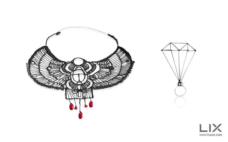 adelaparvu.com despre stiloul 3D Lix, 3D printing pen, designeri Anton Suvorov si Ismail Baran (7)