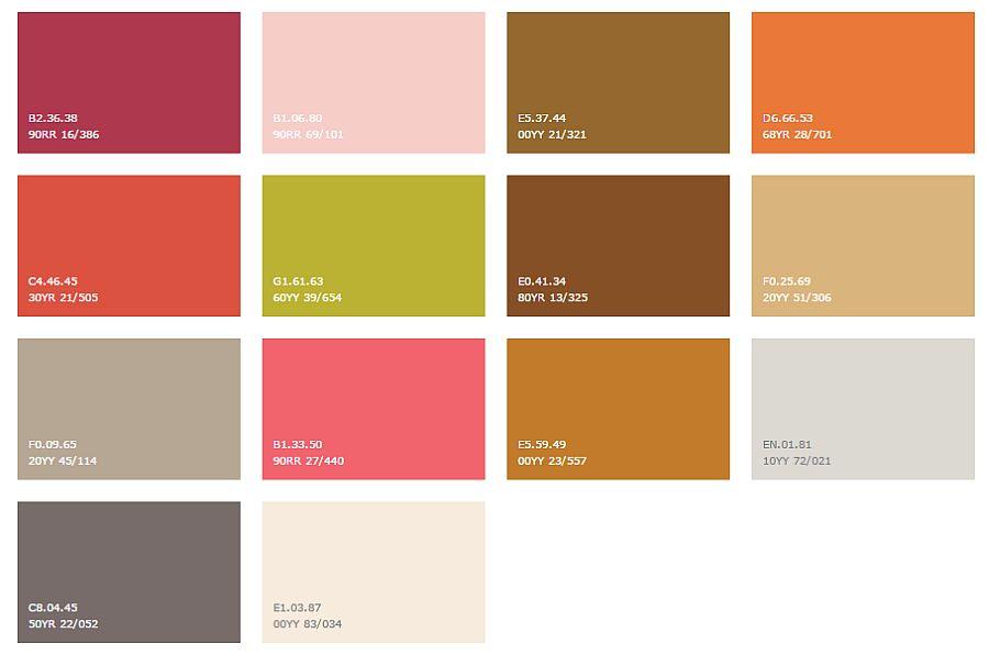 adelaparvu.com despre Colourfutures Trends 2015, trenduri in culorile pentru casa, Friendly barter (1)