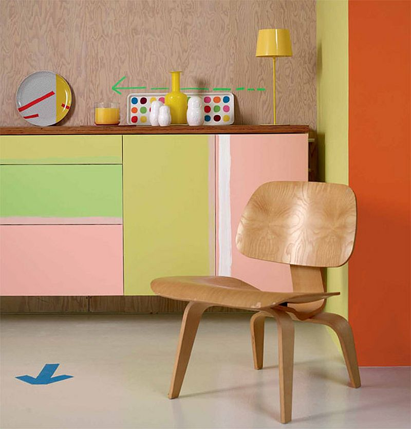 adelaparvu.com despre Colourfutures Trends 2015, trenduri in culorile pentru casa, Friendly barter (7)