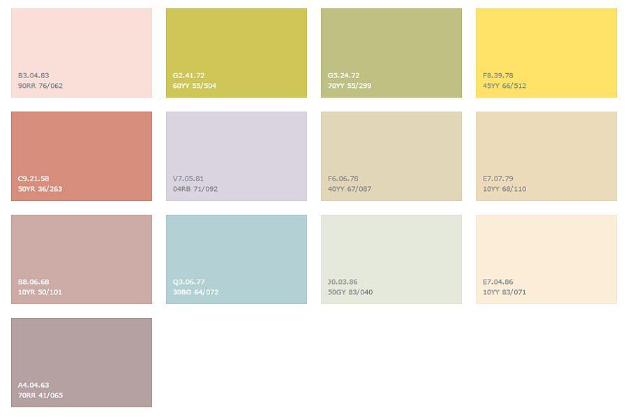 adelaparvu.com despre Colourfutures Trends 2015, trenduri in culorile pentru casa, Layer by layer (1)