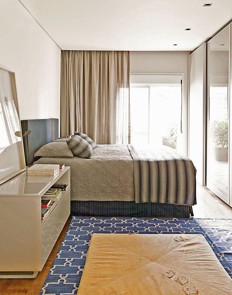 adelaparvu.com despre apartament modern cu pereti imbracati in lemn, arhitecti Veridiana Tamburus si Fabio Storrer (16)