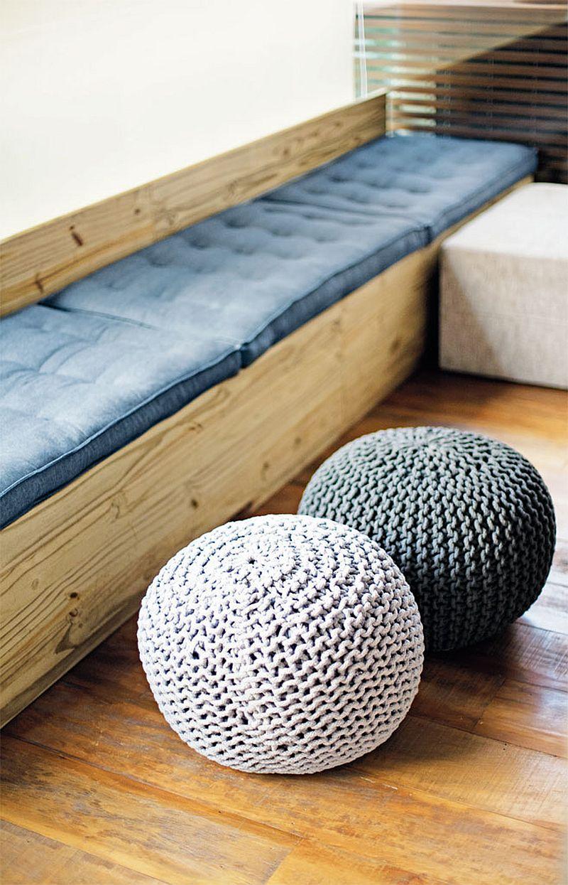 adelaparvu.com despre apartament modern cu pereti imbracati in lemn, arhitecti Veridiana Tamburus si Fabio Storrer (6)