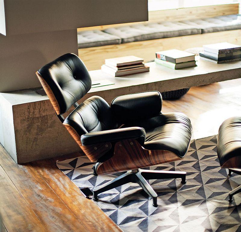 adelaparvu.com despre apartament modern cu pereti imbracati in lemn, arhitecti Veridiana Tamburus si Fabio Storrer (9)
