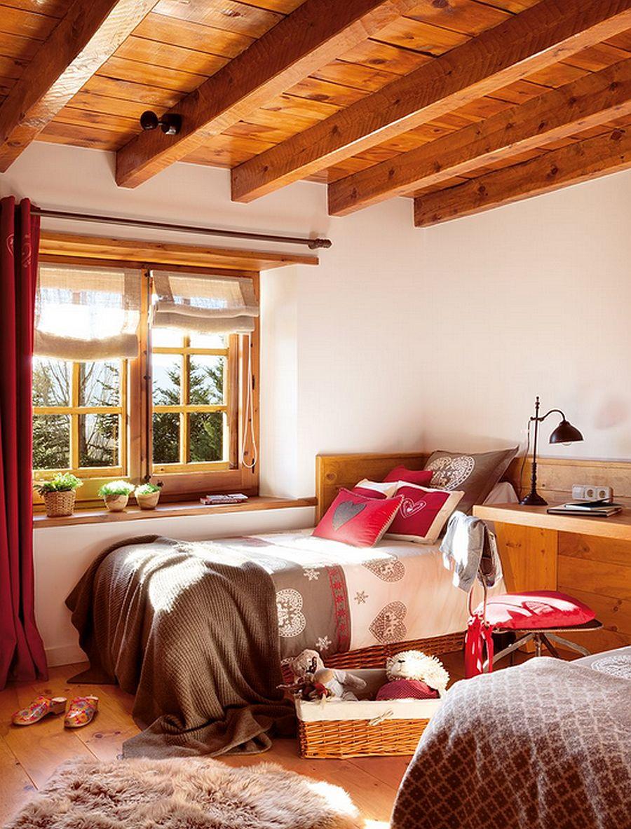adelaparvu.com despre cabana de munte, casa din lemn Spania, Foto ElMueble, Integrapir (13)
