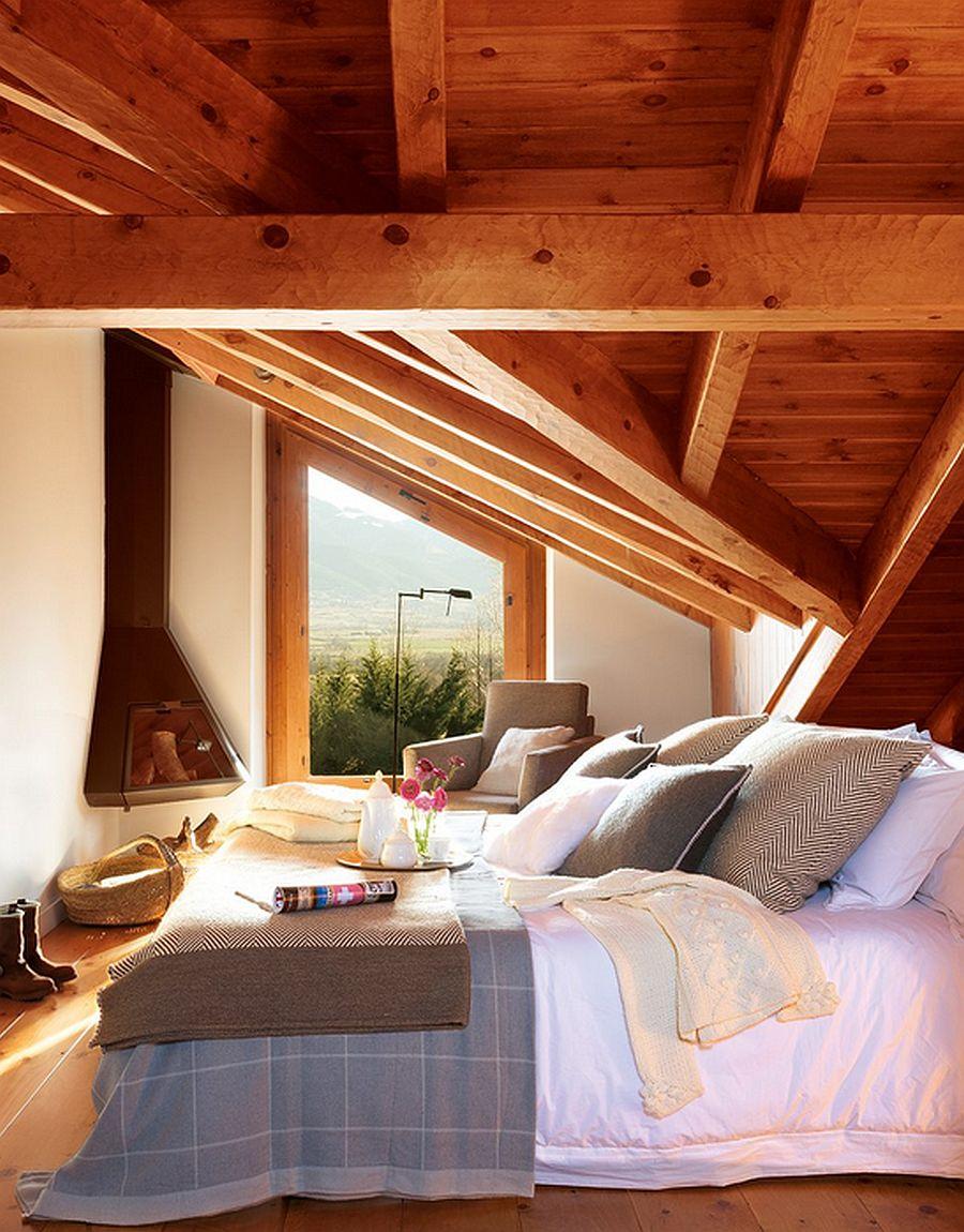 adelaparvu.com despre cabana de munte, casa din lemn Spania, Foto ElMueble, Integrapir (19)