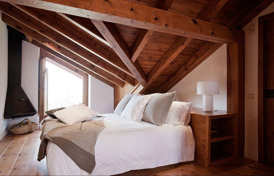 adelaparvu.com despre cabana de munte, casa din lemn Spania, Foto ElMueble, Integrapir (23)