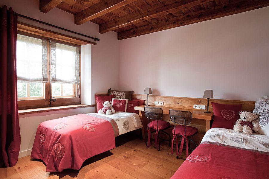 adelaparvu.com despre cabana de munte, casa din lemn Spania, Foto ElMueble, Integrapir (25)