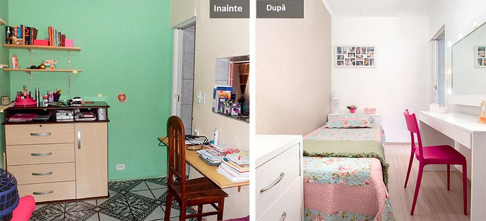 adelaparvu.com despre camera de tineret in 7 mp inainte si dupa amenajare (1)