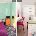 adelaparvu.com despre camera de tineret in 7 mp inainte si dupa amenajare (3)