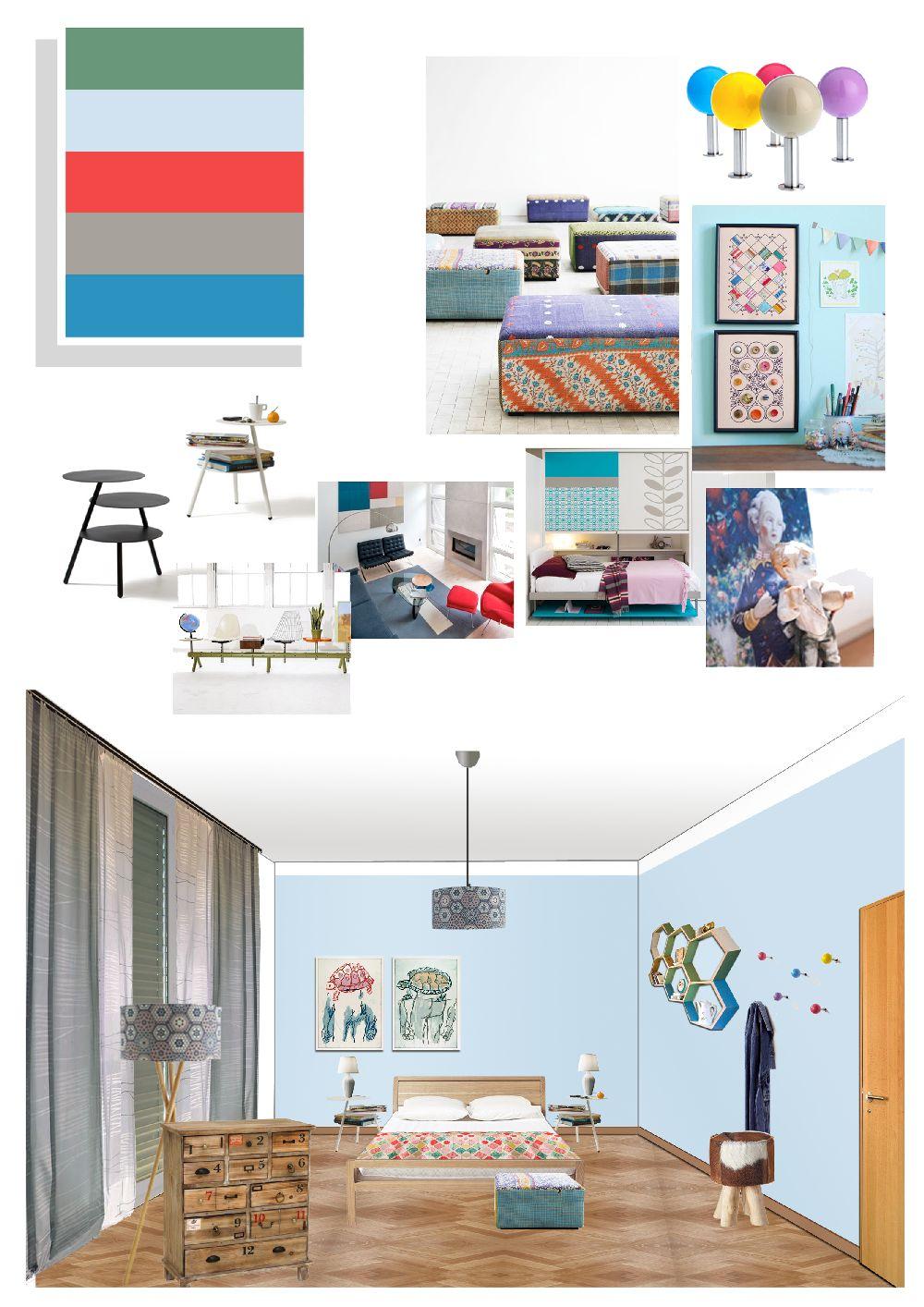 adelaparvu.com despre cum se lucreaza cu un designer de interior si cat costa, Proiectul (11)