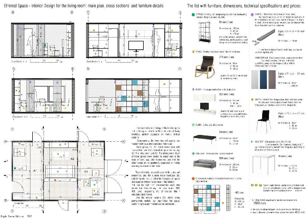 adelaparvu.com despre cum se lucreaza cu un designer de interior si cat costa, Proiectul