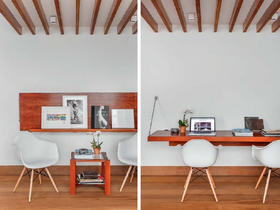 adelaparvu.com despre locuinta 44 mp cu spect de loft, garsoniera, arhitecti Escala Arquitectura, Andre Passini, Foto Juliano Colodeti (12)
