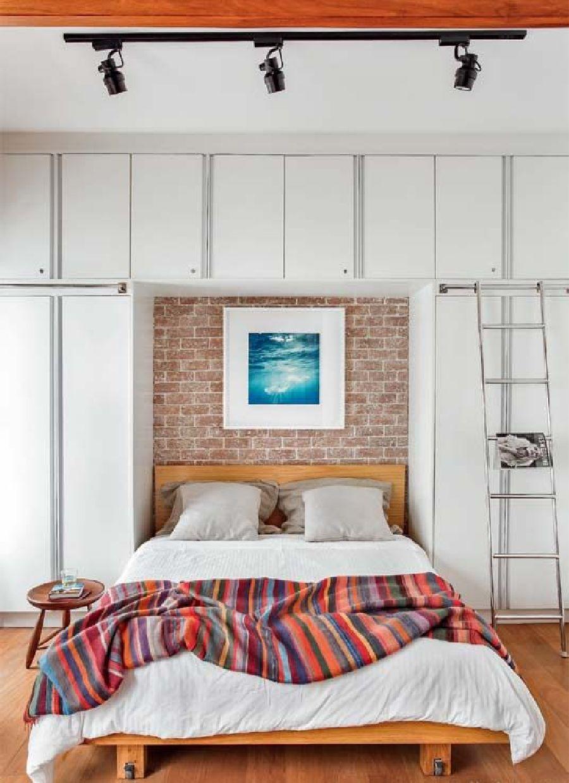 adelaparvu.com despre locuinta 44 mp cu spect de loft, garsoniera, arhitecti Escala Arquitectura, Andre Passini, Foto Juliano Colodeti (5)