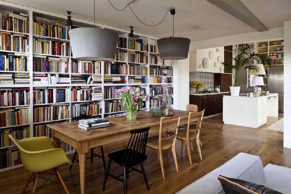adelaparvu.com despre locuinta in stil eclectic, casa Polonia, Foto Mariusz Bykowski(3)