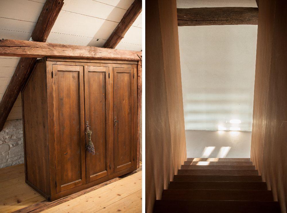 adelaparvu.com despre Casa de Oaspeti Cincsor, Ap 2 din vechea casa parohiala, Foto Ciungu Silvia 2 (3)