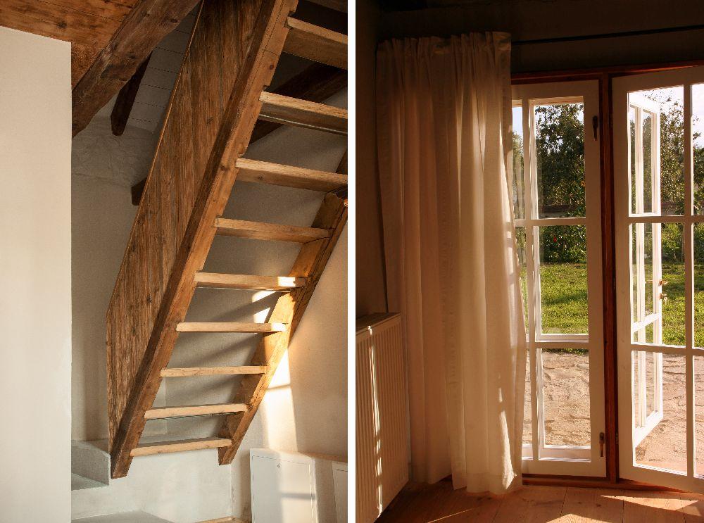 adelaparvu.com despre Casa de Oaspeti Cincsor, Ap 4 din vechea casa parohiala, Foto Ciungu Silvia 1 (2)